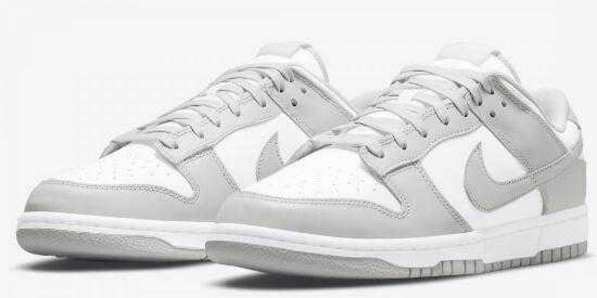 Where to Buy Discount Nike Dunk Low Grey Fog